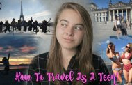 HOW TO TRAVEL A LOT AS A TEENAGER/STUDENT | My Top Tips and Tricks For Travel on a Budget! ad